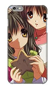 Inthebeauty Case Cover For Iphone 6 Plus Ultra Slim FbokFr-668-MaJQa Case Cover For Lovers