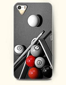 OOFIT Phone Case design with Play Billiards for Apple iPhone 5 5s 5g