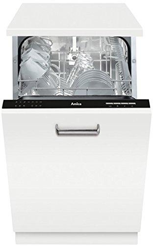 Amica ZIM 436 Totalmente integrado 9cubiertos A+ lavavajilla ...