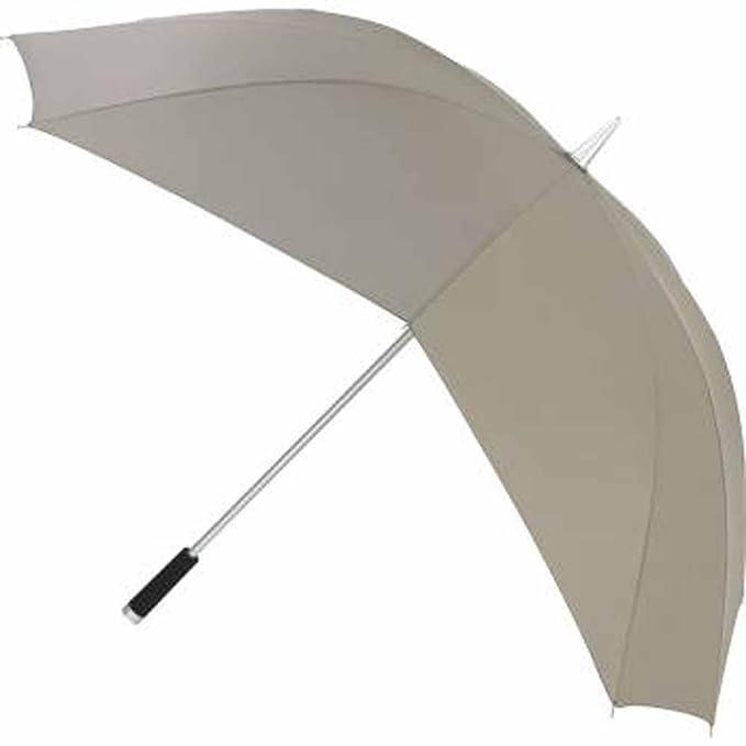 FARE - Paraguas Golf 130 x 105 cm - Mástil ALU - De alta definición - ref 7700 Beige taupe talla única: Amazon.es: Ropa y accesorios