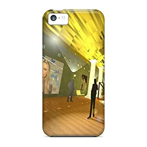 Nice-cheap-cases Apple Iphone 5c Scratch Resistant Cell-phone Hard Covers Provide Private Custom HD Pavillion Indoor Series [ksA1191kwNi]