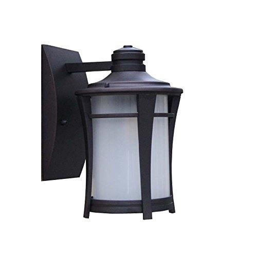 Ehime Die LED-Leuchte wasserdicht einfache Außenterrasse ist ein verkehrskorridor am Eingang Innenhof außen lanai Wandleuchte