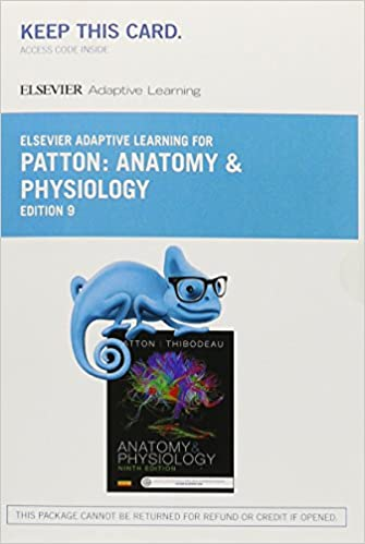 Elsevier Adaptive Learning for Anatomy and Physiology (Access Card ...