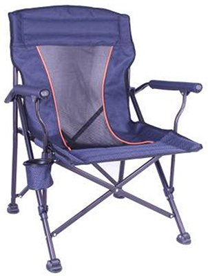 picture of HCF OUTDOOR PRODUCTS CO LG403CBM FS Deluxe Sports Chair