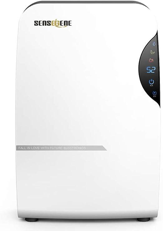 Deshumidificador para el hogar, purificador de aire eléctrico ...