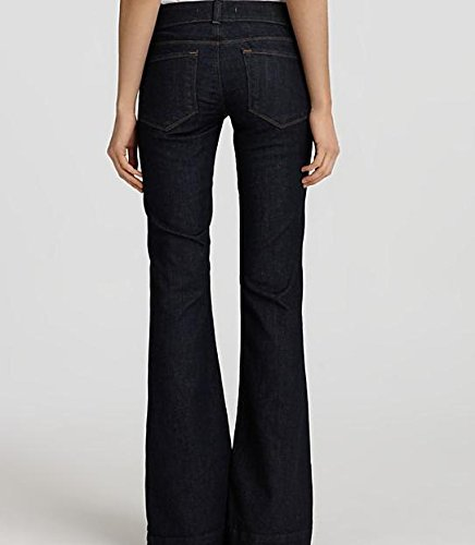 J brand Stretch Love Story Flare Jeans Pants In Pure Wash Size 31 by J Brand Jeans (Image #2)