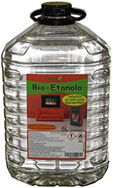 Bioetanol combustible para biochimenea, 5 litros: Amazon.es ...