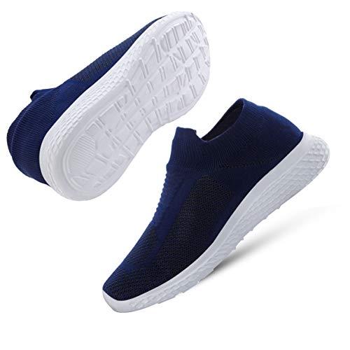 Enjoy Men's Sports Running Shoes Lightweight Stylish Mesh Gym Shoes
