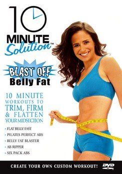 10 Minute Solution: Blast Off Belly Fat (Effective Fat)