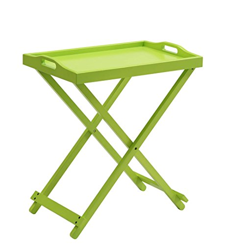 convenience-concepts-designs2go-folding-tray-table-green