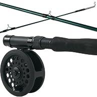 Crystal River C/CTFK1 Fishing Rod/Reel Combo Eva Grip