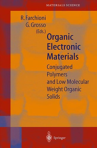 Organic Electronic Materials: Conjugated Polymers and Low Molecular Weight Organic Solids (Springer Series in Materials