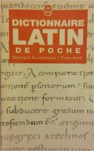 Télécharger dictionnaire latin anglais gratuitement pour.