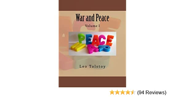3-Volume Boxed Set War and Peace