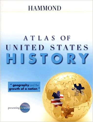 Book Atlas of United States History