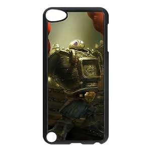 iPod Touch 5 Case Black League of Legends Boom Boom Blitzcrank OIW0451581