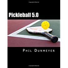 Pickleball 5.0: A Journey from 2.0 to 5.0 (black and white edition)