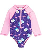 Wishere Baby Girl One-Piece Swimsuit Sunsuit...