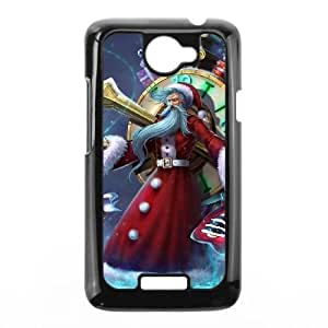 HTC One X phone case Black Zilean league of legends ZSD4470378