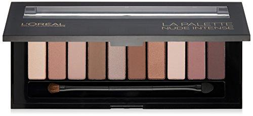 L'Oreal Paris Cosmetics Colour Riche La Palette, Nude Intense, 0.62 Ounce