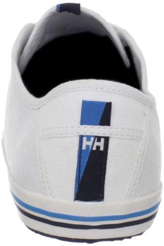 Helly Hansen Fjord Canvas, Hombre Zapatillas de Deporte Blanco (White)