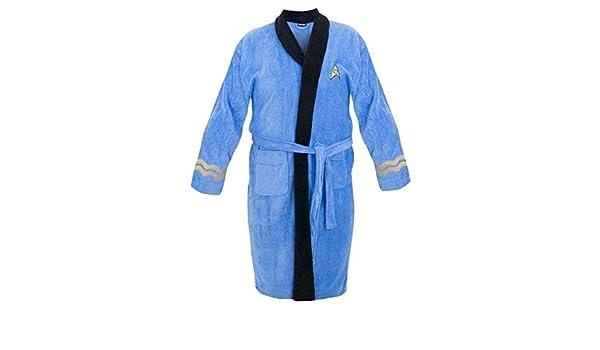 Unbekannt Star Trek - Spock - Batas de Boxeo para Hombre Color: Amazon.es: Deportes y aire libre
