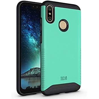 Amazon.com: BLU VIVO XI+ Case, TUDIA Slim-Fit Heavy Duty