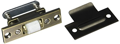 Baldwin 0432050 Roller Latch, Antique Brass