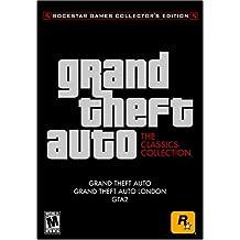 Grand Theft Auto Classics Collection (Grand Theft Auto, Grand Theft Auto 2, Grand Theft Auto London) by Rockstar Games
