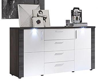 Trendteam Smart Living Wohnzimmer Sideboard Kommode Schrank Xpress