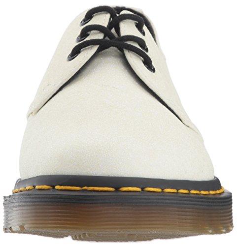 1461 Chaussures Martens Dr Glitter Femmes Blanc Aurora Violet xYSFBqS0