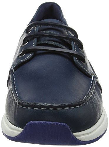 Chatham Herren Beacon Bootsschuhe Blue (Navy 009)