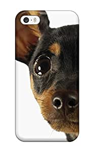 Iphone 5C Case Slim [ultra Fit] Dog Protective Case Cover