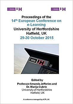ECEL 2015 - Proceedings of the 14th European Conferenceon e-Learning