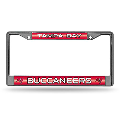 license plate frame buccaneers - 2