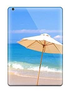 Fashion SzduOWN95ngwwR Case Cover For Ipad Air(coastal Holiday Sand Beach)