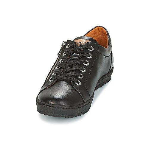 Sneakers black Pikolinos 901 Femme Lagos Black Noir i18 Basses qUv1gZtU