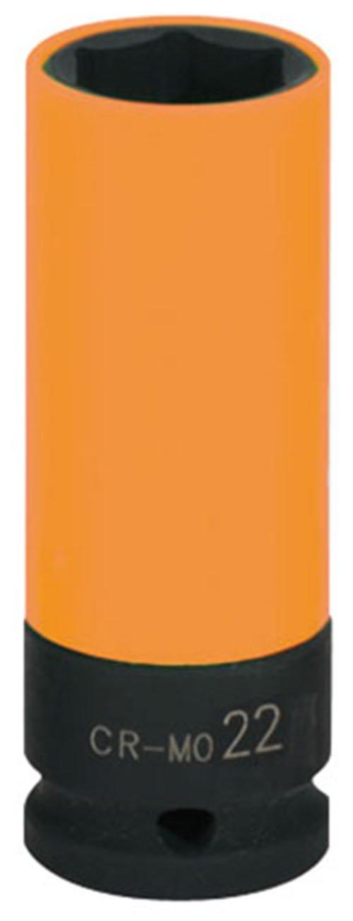 19mm KS Tools 515.1075 1//2 Alu-Felgen Kraft-Stecknuss robust lang