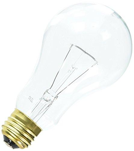 Westinghouse 0397000, 150 Watt, 120 Volt Clear Incand A21 Light Bulb, 1000 Hour 2650 Lumen
