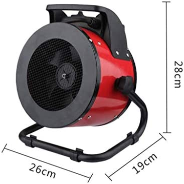 ZBJJ Fan Heater, High power Household