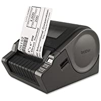 Brand New Brother International Brother P-Touch Ql-1050 Direct Thermal Printer - Label Print