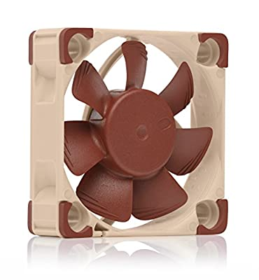 Noctua NF-A4x10 FLX, Premium Quiet Fan, 3-Pin (40x10mm, Brown)