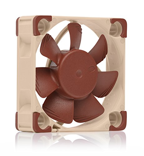 - Noctua NF-A4x10 FLX, Premium Quiet Fan, 3-Pin (40x10mm, Brown)