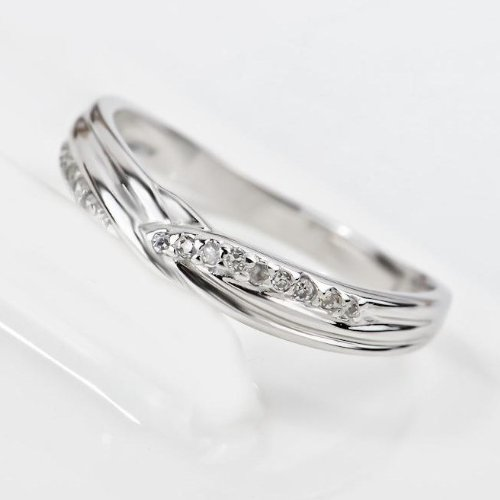 Plata de ley 925 elementos de Swarovski Cristal Diamante Acento Entrelazados Love Eternidad Compromiso Anillos de