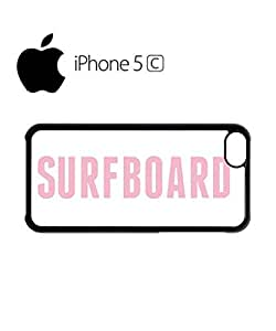 Surfboard Life is a Wave Mobile Cell Phone Case Cover iPhone 5c White