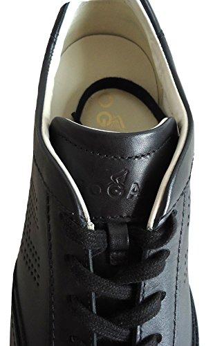 Olympia HXM0520G7501POB999 Sneaker Forata Scarpe Nero Hogan H Uomo Slash 7zEgq