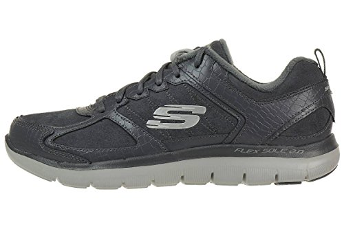 Char Appeal Flex 2 SKECHERS SHOCK SOFT charcoal 99999984 Charcoal 0 dxw8OHZ4qO