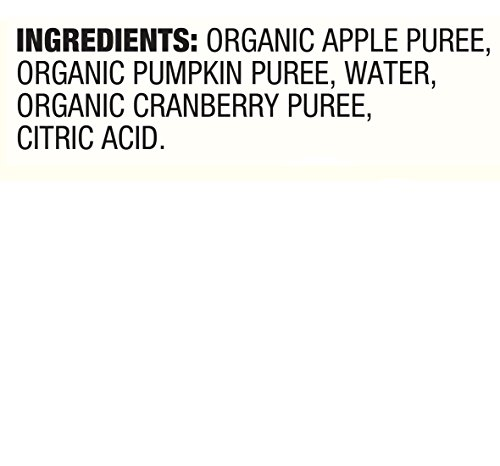 Earth's Best Organic Stage 3, Pumpkin, Cranberry & Apple, 4.2 Ounce Pouch (Pack of 12) (Packaging May Vary) by Earth's Best (Image #2)'