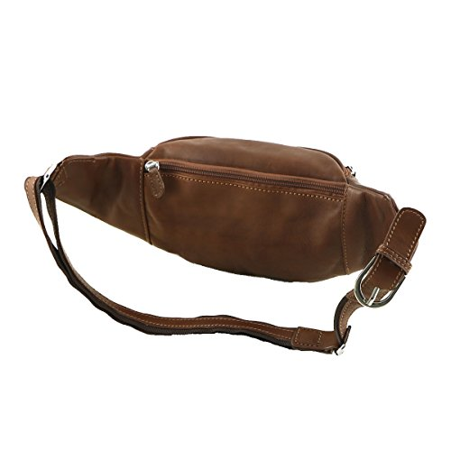 Tuscany Shoulder Men's Brown Mega Bag RnqUYR4d