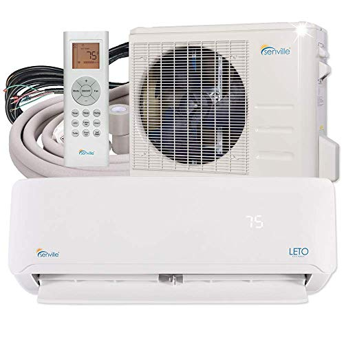 Senville SENL-12CD Mini Split Air Conditioner Heat Pump